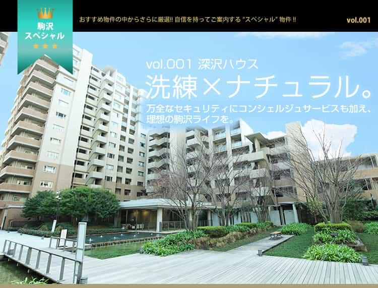 駒沢ハウスの画像