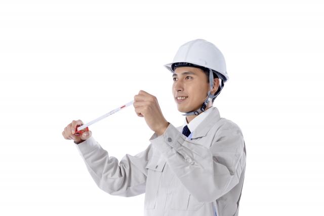 作業員の画像