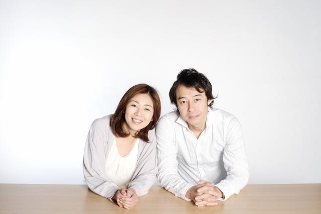 40代夫婦の画像