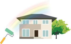 みらい住宅開発紀行はアトモスの塗料