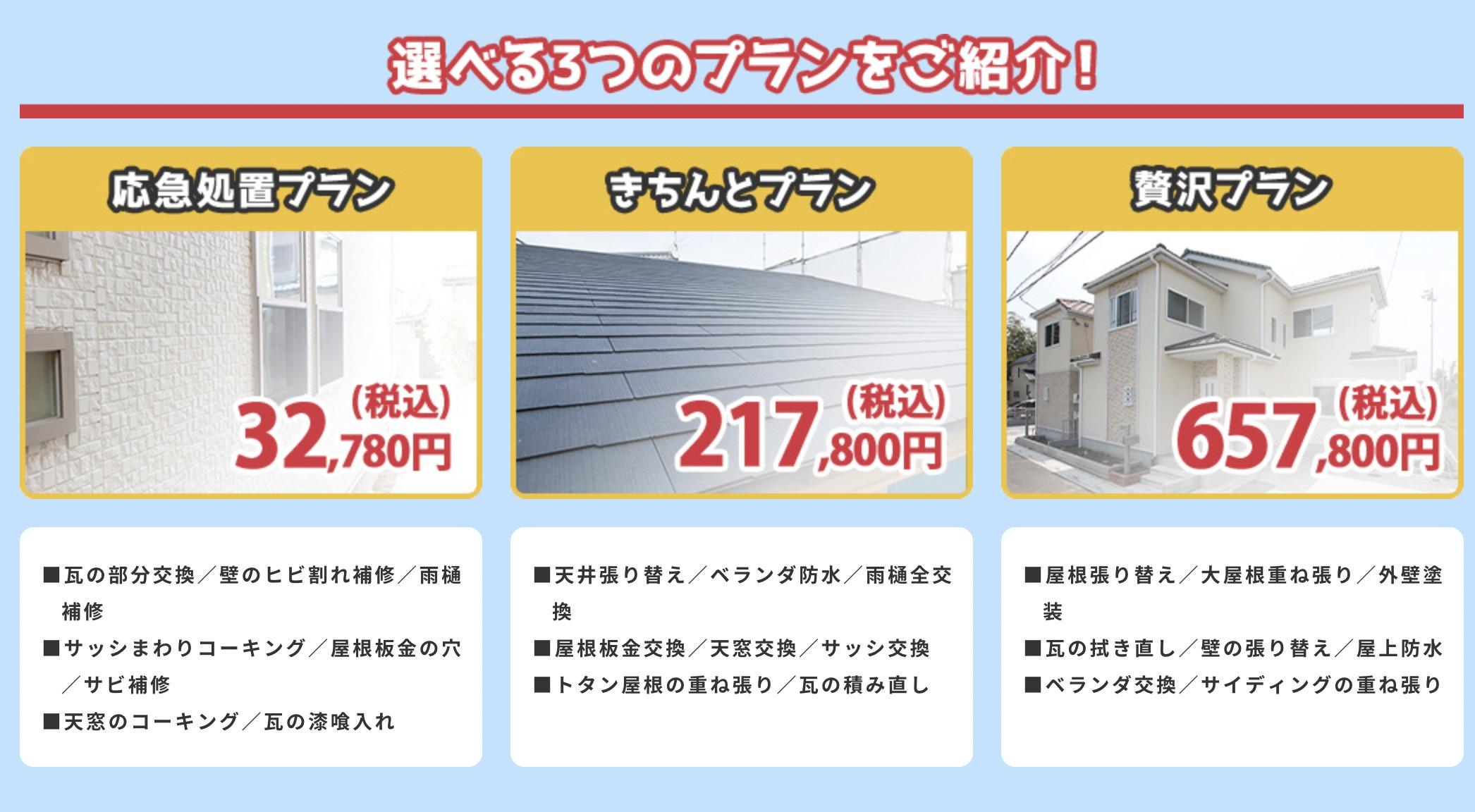 吉川市の外壁塗装イケショウリフォームの特徴について